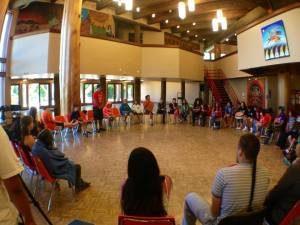 SIYAP Youth talking circle