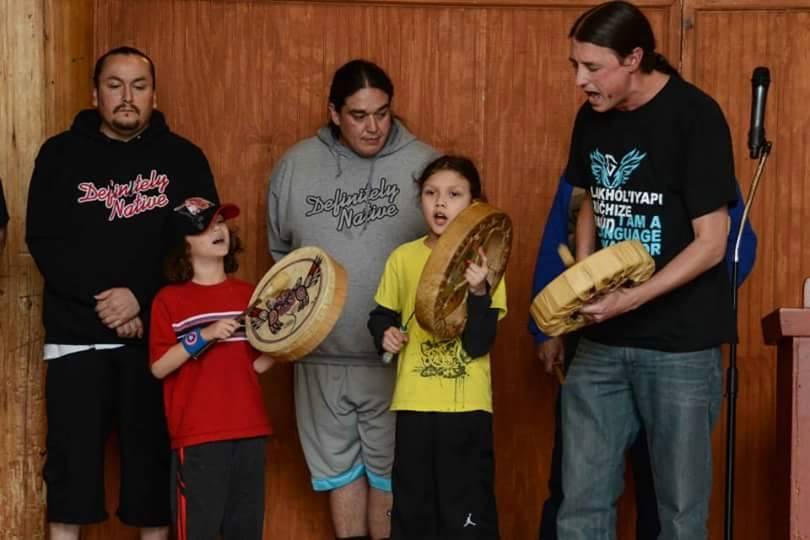 how to learn to speak lakota language