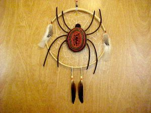 Iktomi and the Dream Catcher