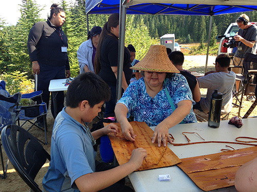 Tulalip Mountain Camp 2015