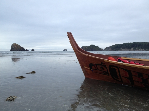 Paddle-to-Quinault