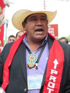 Chairman Harold Fraizer